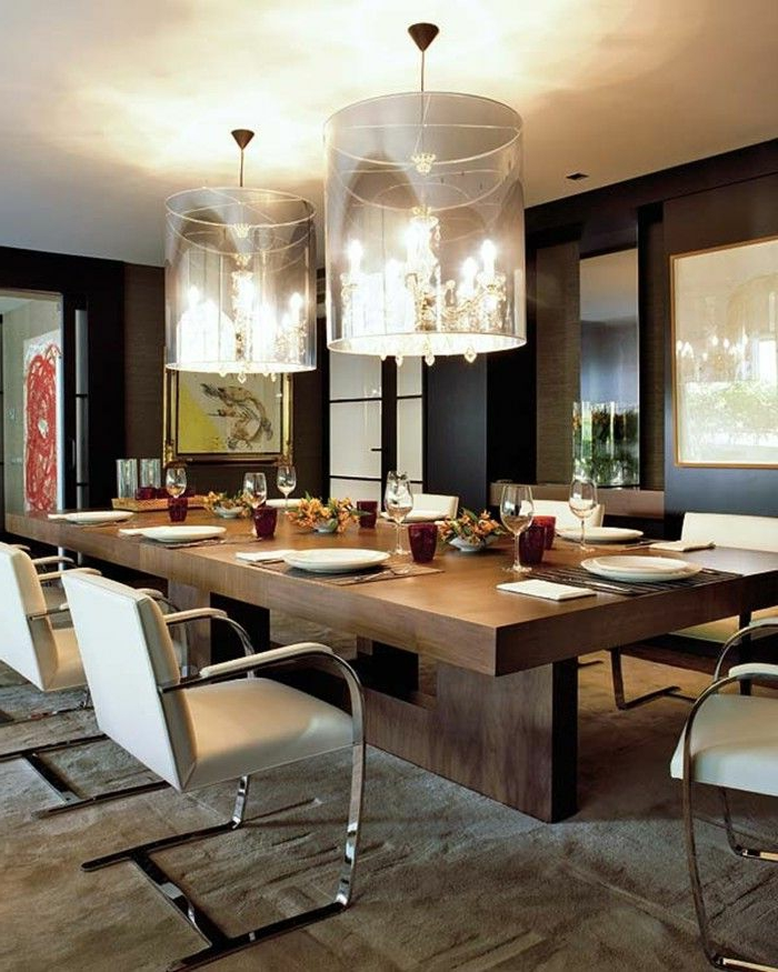 10 Ideas On How To Beautify Your Dining Room Decoration Room - salle a manger en bois moderne