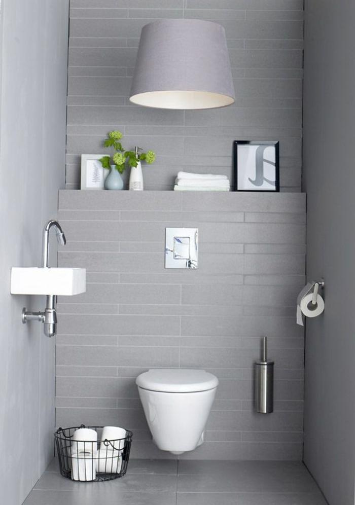 Hélène Comte (ln_comte) on Pinterest - salle de bain carrelee