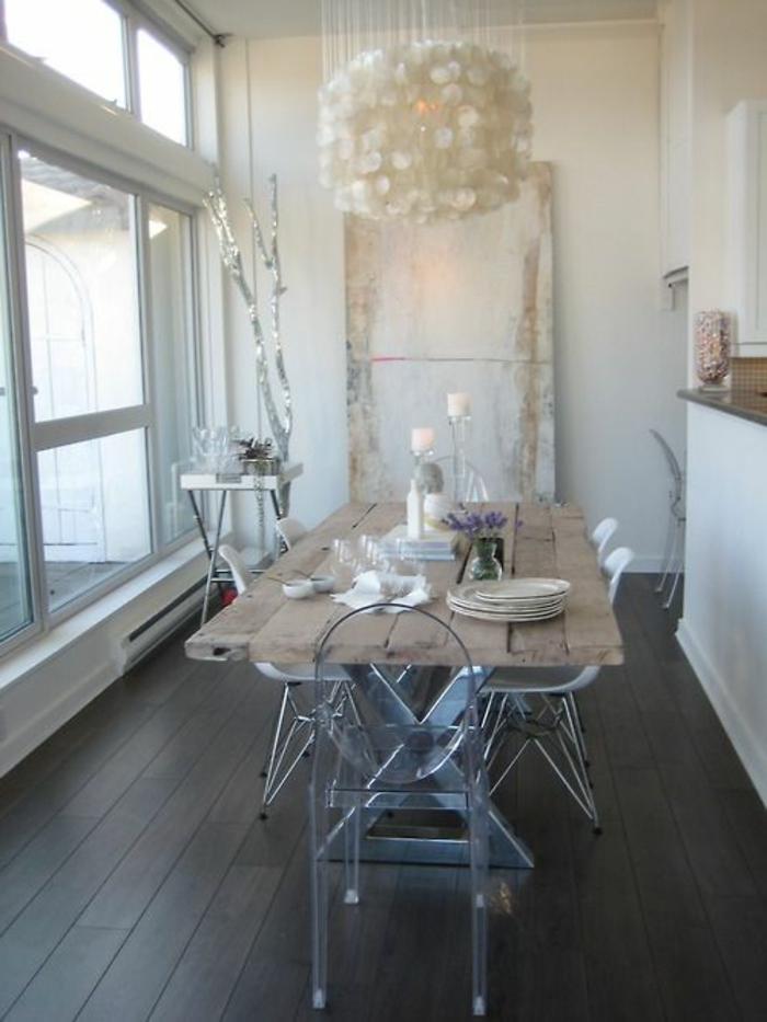 Petit salon style moderne peinture Pinterest Salon style - maison avec tour carree