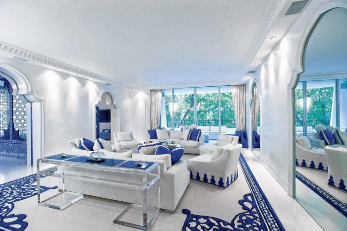 design-dautore Moroccan accent Interiors Pinterest
