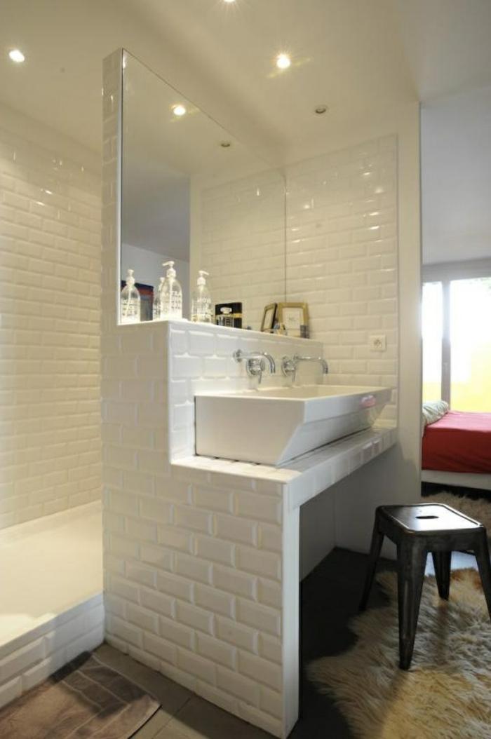 8 Idées du0027aménagement de petite salle de bain Simple house