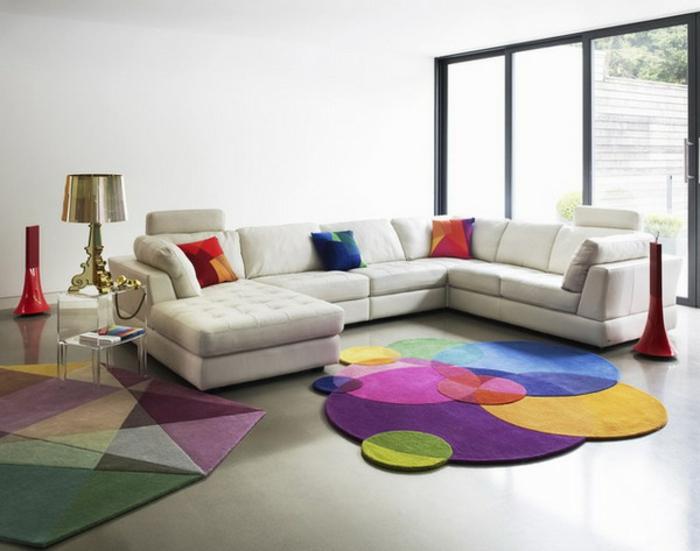 Bunter Teppich | Pullover - Initiative Handarbeit