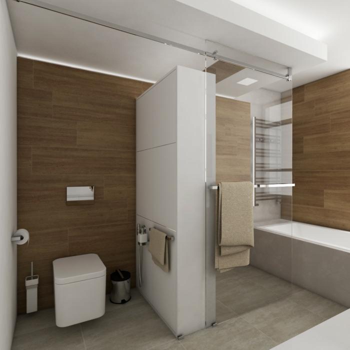Faience Salle De Bain Moderne Beige