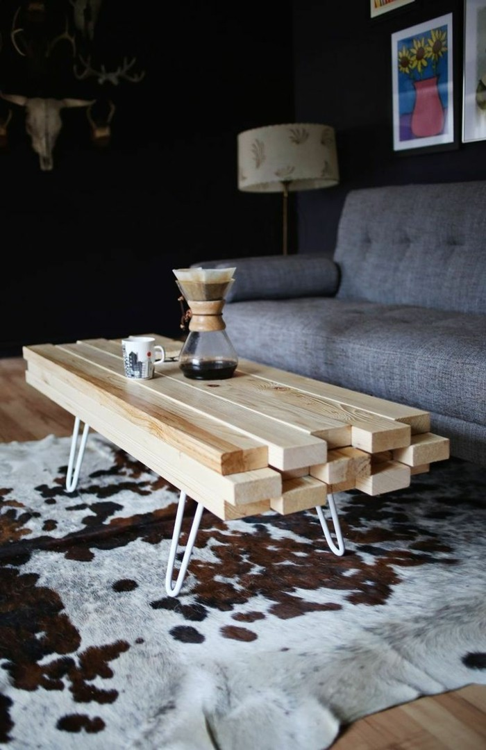 Meuble Scandinave Conforama La Table Basse Design En Mille Et Une Photos Avec Beaucoup