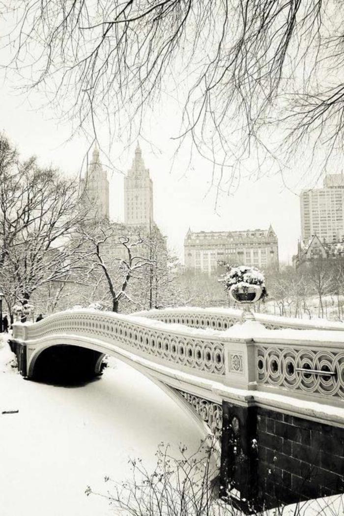 New York Iphone Wallpaper Le Paysage D Hiver En 80 Images Magnifiques Archzine Fr