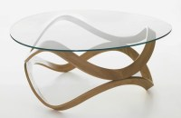 La table basse bois et verre en 43 photos d'intrieur!