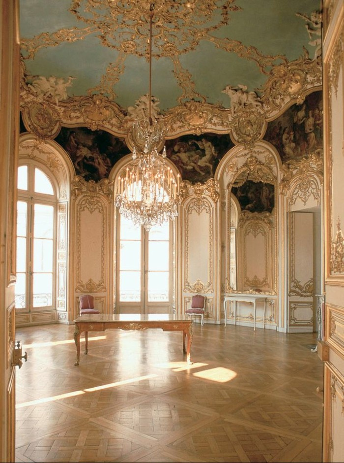 Meubles Deco La Chambre Style Baroque - Nos Propositions En Photos!