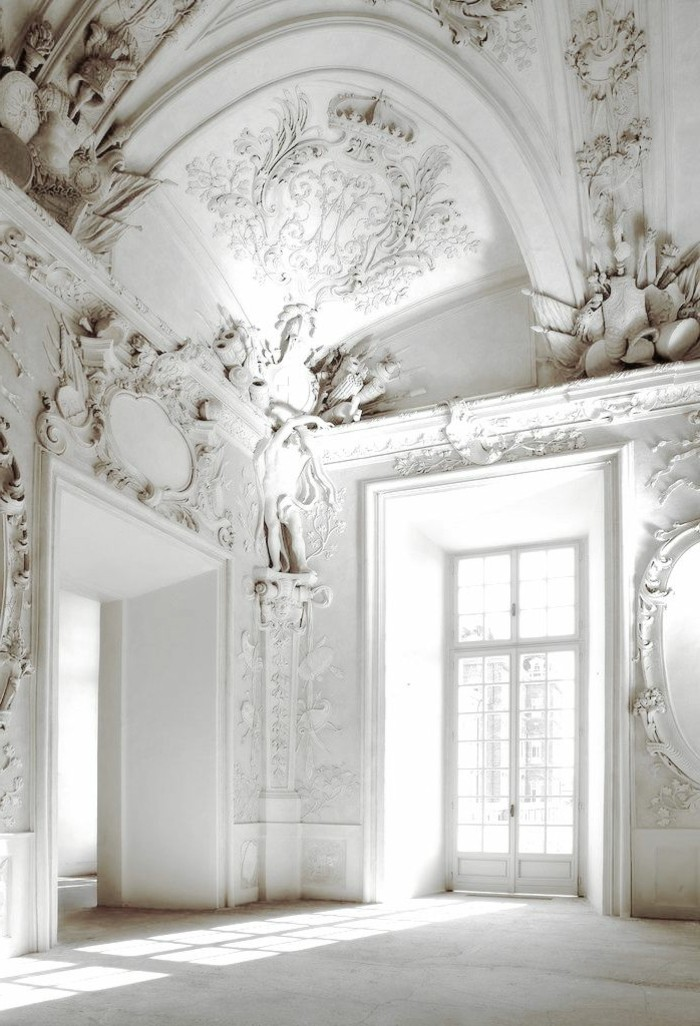 De Salon Pas Cher La Chambre Style Baroque - Nos Propositions En Photos!