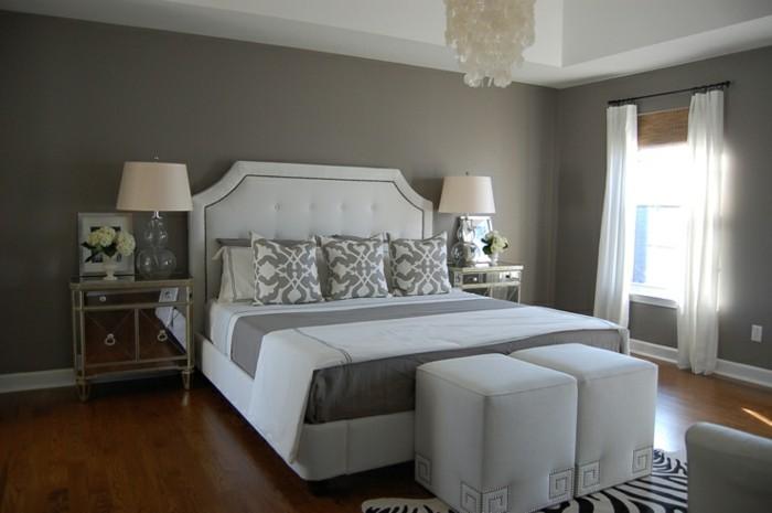 Les meilleures idées pour la couleur chambre à coucher - Archzinefr