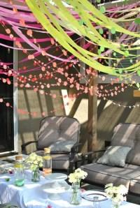 La dcoration anniversaire adulte en 60 magnifiques photos!