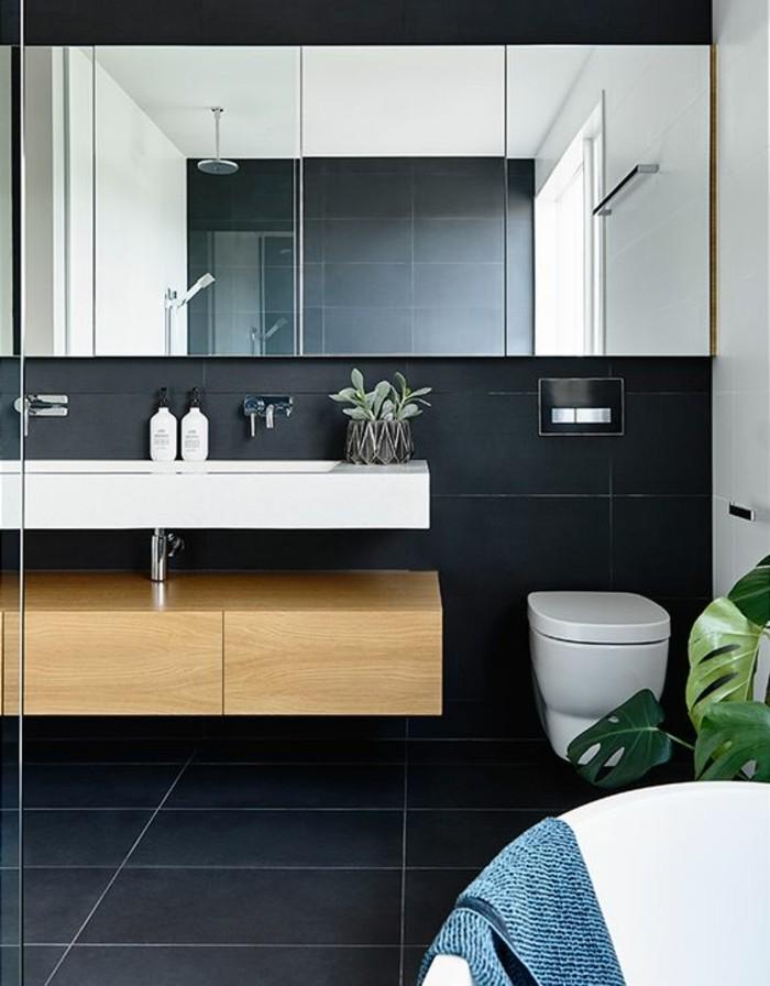 Quelle couleur salle de bain choisir? 52 astuces en photos!