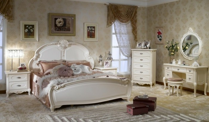 Schlafzimmer Set Kolonialstil