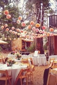 DIY dco de table mariage - total 30 EUR!