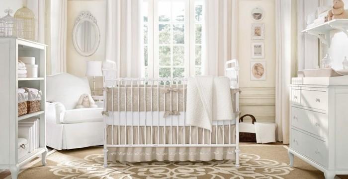 Idee Deco Chambre Bebe Fille Rose Et Gris | Photo-decoration ...