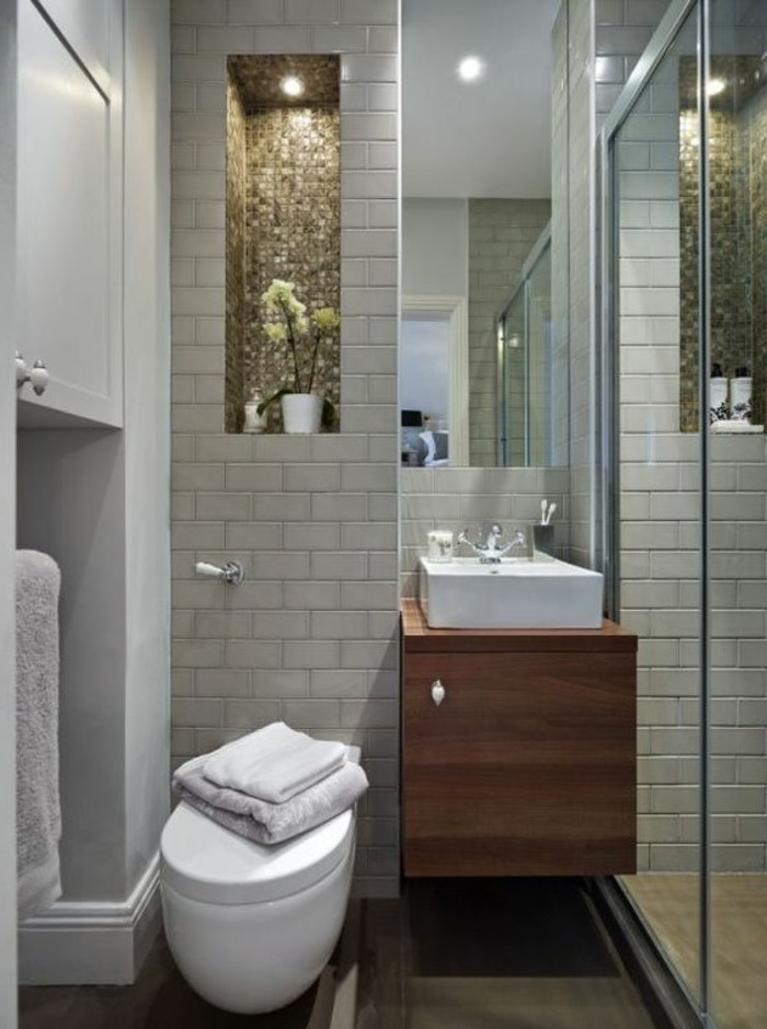 Amenager Une Petite Salle De Bain 4m2 - Design More Info