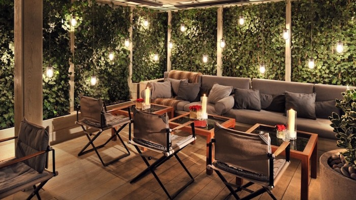 Eclairage Exterieur Terrasse Jardin