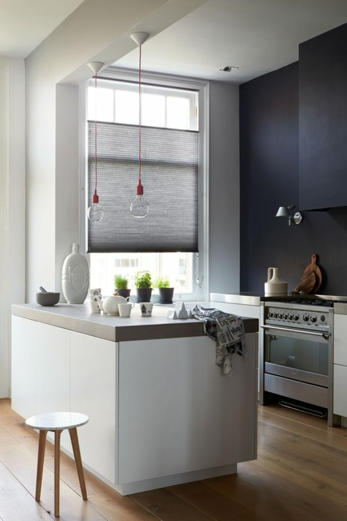 53 variantes pour les cuisines blanches! Kitchen styling - küche ohne griffe
