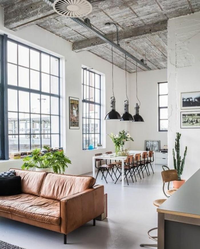 Idees Deco Salon Rectangulaire