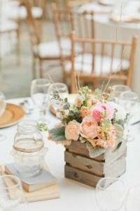 1001+ ides pour la dcoration de votre mariage pastel