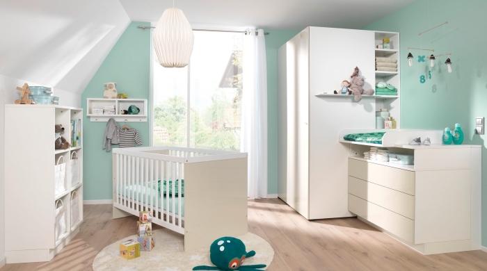 ▷ 1001 + conseils pour trouver la meilleure idée déco chambre bébé