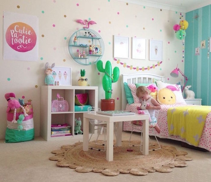 Idee Chambre Fille 2 Ans Decoration Garcon Pour Poster Rationidee ...