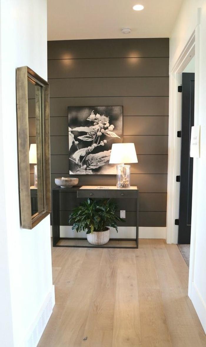 Decoration Entrée Couloir | Decoration Entrée Maison Génial ...