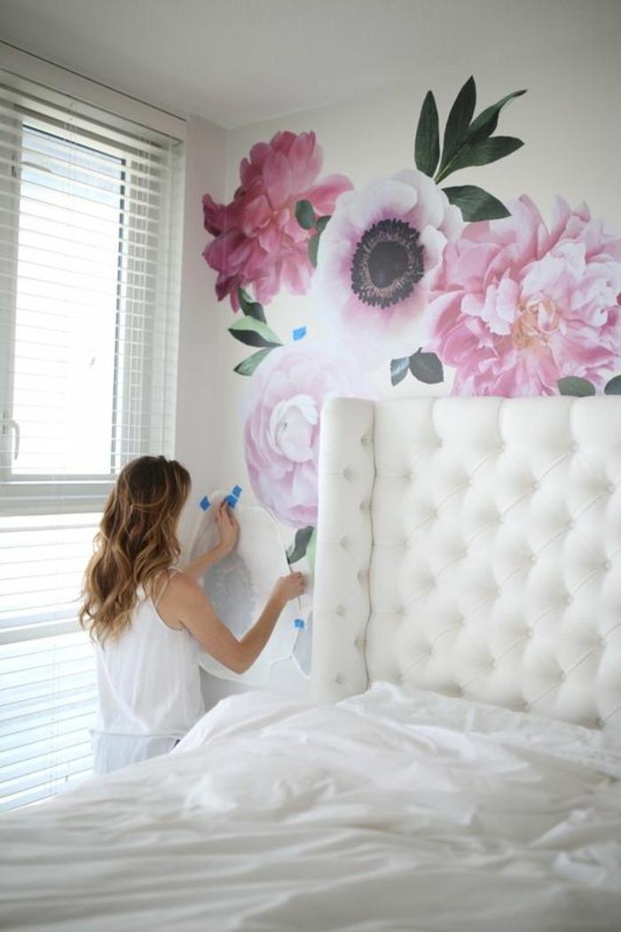 Deco Chambre Bebe Rose Et Gris | 55 Idées Pour La Décoration De La ...