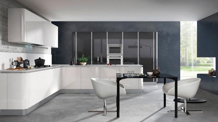 ▷ 1001 + variantes de la cuisine avec îlot central moderne et stylée - Cuisine Design Avec Ilot Central