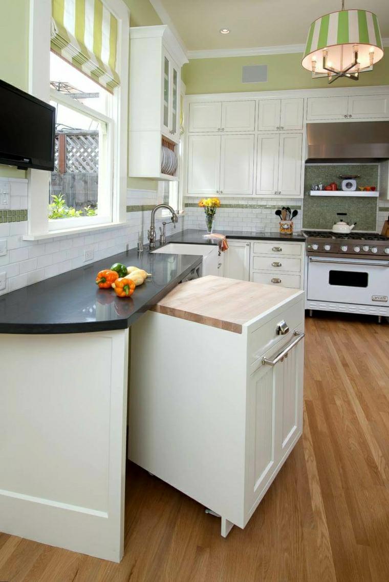 Angolo Cucina Piccolo Soluzioni   Cucine Piccole Ad Angolo Ikea Con ...