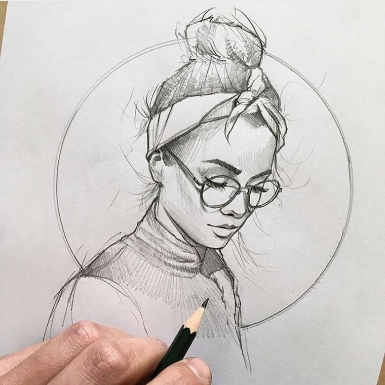 Immagini Da Disegnare A Matita Facili