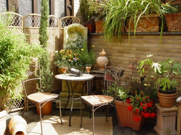 Die besten Ideen für Terrassengestaltung - 69 super Beispiele - terrassengestaltung beispiele