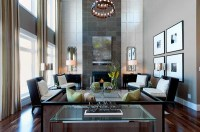 Wie ein modernes Wohnzimmer aussieht - 135 innovative ...