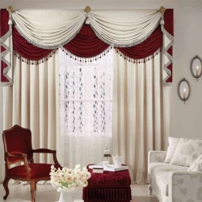 gardinen fürs wohnzimmer: passende gardinen f?r jedes fenster ... - Deko Ideen Gardinen Wohnzimmer