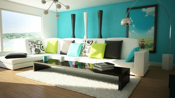 Wie ein modernes Wohnzimmer aussieht - 135 innovative Designer - wohnzimmer bilder modern