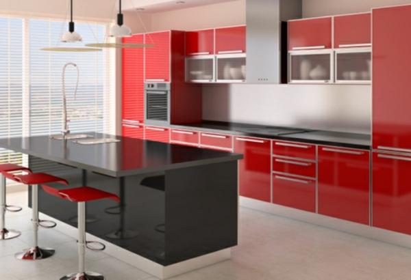55 wunderschöne Ideen für Küchen Farben - Stil und Klasse - kuchengestaltung mit farbe 20 ideen tricks