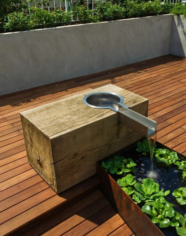 Ultimate Luxury 10 Favorite Fountains and Garden Water Features