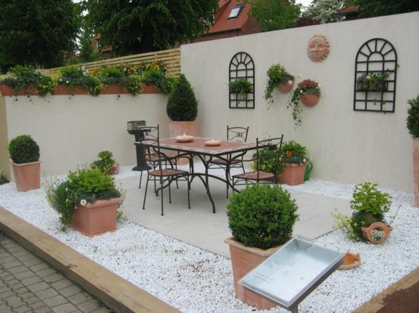 Die besten Ideen für Terrassengestaltung - 69 super Beispiele - ideen terrasse gestalten