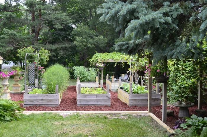 30 Gartengestaltung Ideen u2013 Der Traumgarten zu Hause - garten gestalten bilder