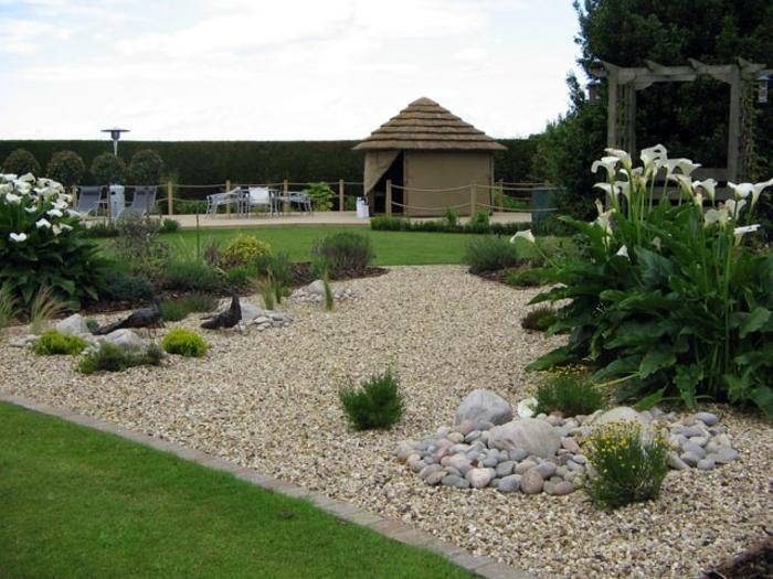 30 Gartengestaltung Ideen u2013 Der Traumgarten zu Hause - gartengestaltung ideen beispiele