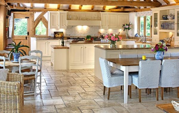 Einrichtungsideen Küche Landhaus nzcen - zauberhafte kuche landhausstil einrichten
