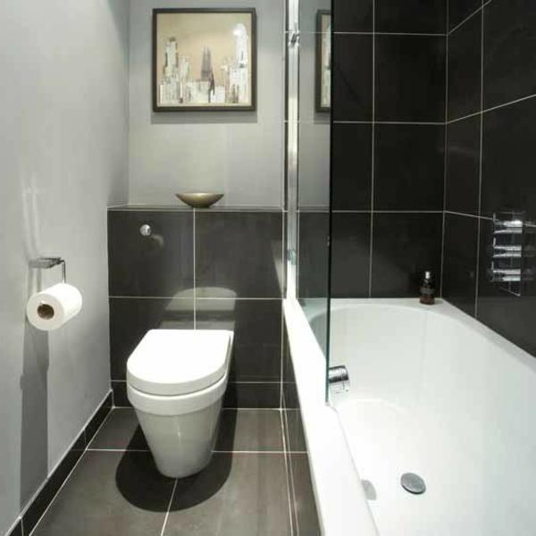 Kleines Bad Ideen - 57 wunderschöne Vorschläge - Archzinenet - kleines badezimmer fliesen ideen