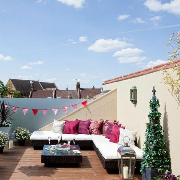 25 Urban Terrassengestaltung Beispiele - Archzinenet - terrassengestaltung beispiele