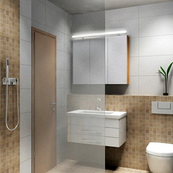 Neue Badideen für kleines Bad! - Archzinenet - badideen fur kleine bader