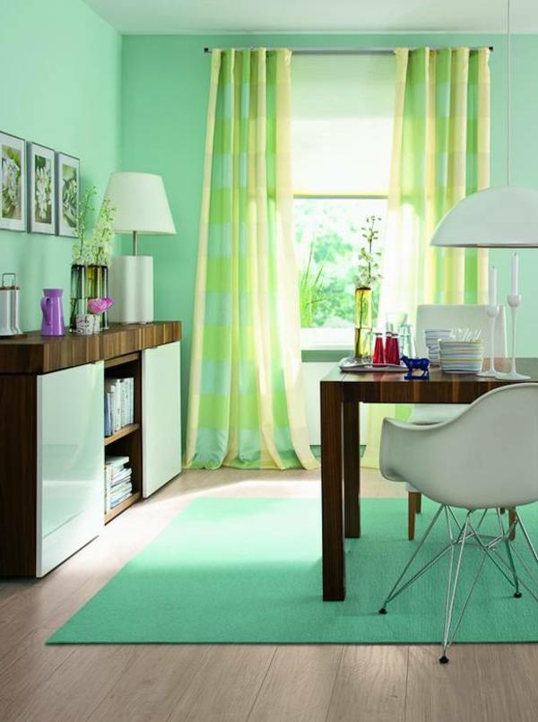 emejing wohnzimmer grun blau gallery