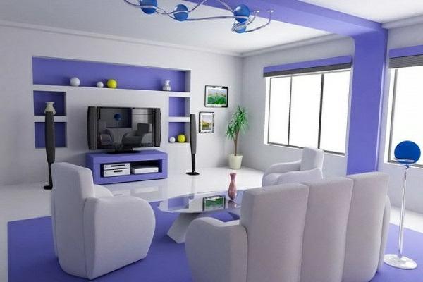 Depumpink Schlafzimmer Buche Welche Wandfarbe - beispiele wandfarbe lila wohnzimmer