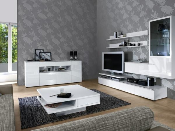 Schwarz Wohnzimmer Wohnideen ~ Home Design und Möbel Ideen - wohnideen wohnzimmer modern