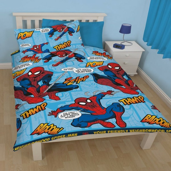 Spiderman Bettwäsche Coole Spiderman Bettwäsche! - Archzine.net