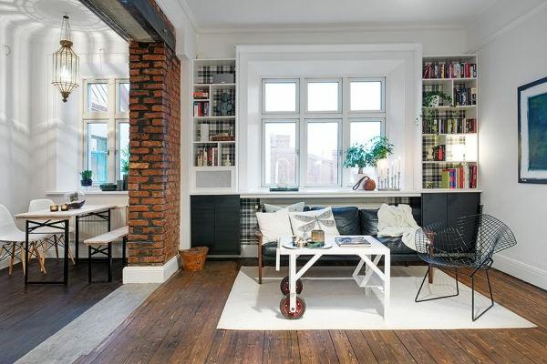 Beautiful Einzimmerwohnung Einrichten Interieur Gothic Kultur ...