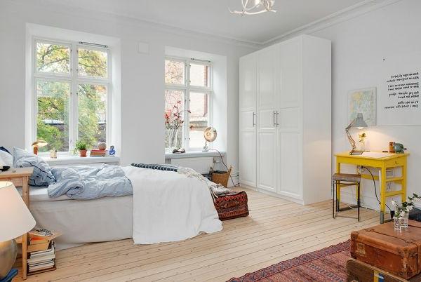 10 Qm Schlafzimmer Einrichten  140 Bilder Einzimmerwohnung Einrichten