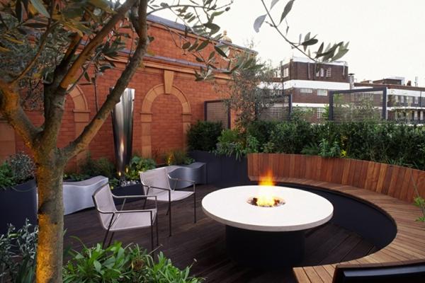 Schöne Terrasse einrichten - 100 tolle Ideen! - Archzinenet - ideen terrasse gestalten